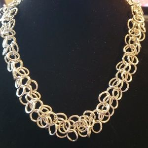 Chainmaille Shaggy Necklace